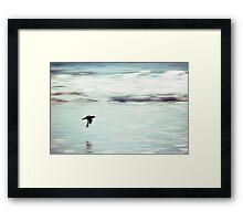 At the Beach 1001.B Framed Print