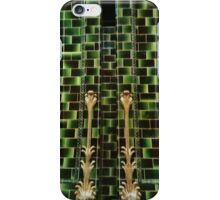 Ministry of Magic Wall  iPhone Case/Skin