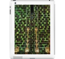 Ministry of Magic Wall  iPad Case/Skin