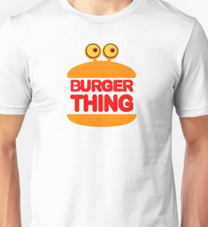 Burger Thing Unisex T-Shirt