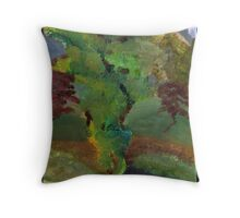 A Spot to Think Throw Pillow