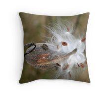 A bug Throw Pillow