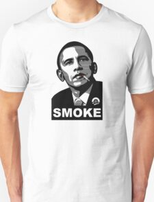 Smoking is NOT a crime!! Unisex T-Shirt