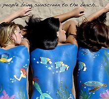 Mermaids Playground by Stephanie Ann
