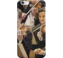 Violin Section iPhone Case/Skin