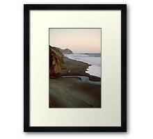 At the Beach 1003 Framed Print