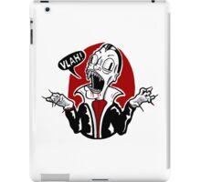 Dracula Vampire Doodle iPad Case/Skin