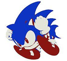 Minimalist Sonic 5 by 4xUlt