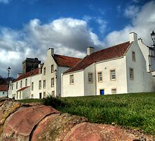 Shore Front Dysart by GalleryNorth
