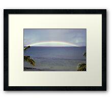 At the Beach 1004 Framed Print