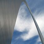 St. Louis Arch by Hallie Duesenberg