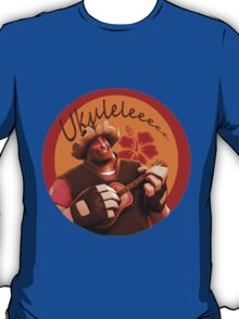 Ukulele Heavy  T-Shirt