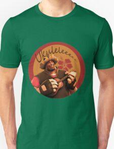 Ukulele Heavy  T-Shirt