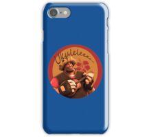 Ukulele Heavy (Phone Case) iPhone Case/Skin
