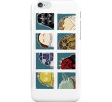 Star Wars Tiggle Profile iPhone Case/Skin