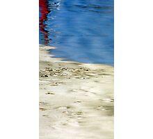 Beach detail Photographic Print