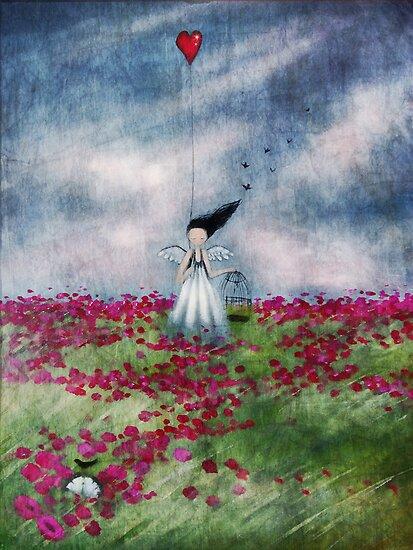 Earth angel by Amanda  Cass