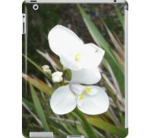Tassie Wildflower iPad Case/Skin
