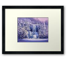 The North Mountain Framed Print