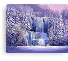 The North Mountain Canvas Print