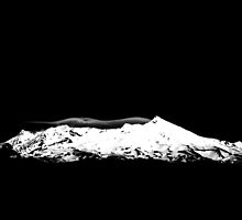 Mt. Ruapehu by vashti Bieber