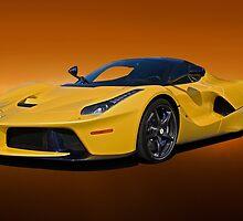 Ferrari 'LaFerrari' IV by DaveKoontz