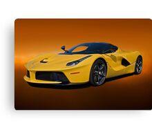 Ferrari 'LaFerrari' IV Canvas Print