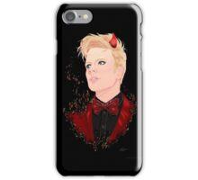 Devil Patrick  iPhone Case/Skin