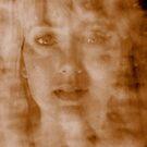 Multi Image Sepia Female by Dana Roper