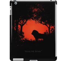 HouseLannister iPad Case/Skin