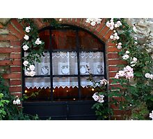 Lovely Window Photographic Print