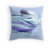 Conscious Wind Throw Pillow