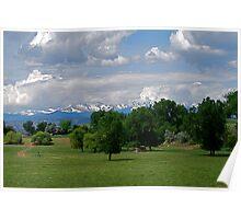 Boulder Valley Farms Poster