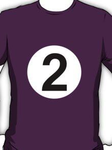 Two Ball shirt T-Shirt