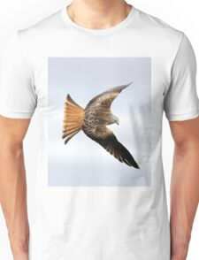 Raptor soaring Unisex T-Shirt