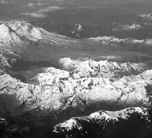 Mt. St. Helens - Landscape by Appel