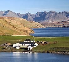 Gesto Bay Isle of Skye by Grant Glendinning
