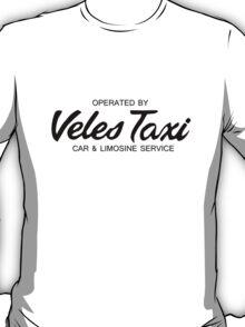 Veles Taxi - Daredevil T-Shirt