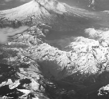 Mt. St. Helens - Portrait by Appel