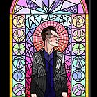 This is Gospel Stain Glass  by spencejsmith