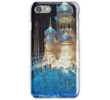 Yule Ball Ice Sculpture iPhone Case/Skin