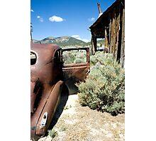 Front Door Service Photographic Print