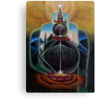The Art of Acceleration Canvas Print
