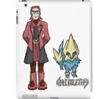 Ember's Maxie and Manectric iPad Case/Skin
