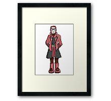 Ember's Maxie Framed Print