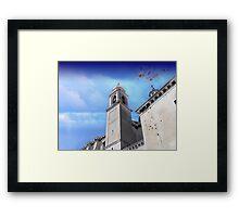 Venezia 10 Framed Print
