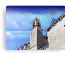 Venezia 10 Canvas Print