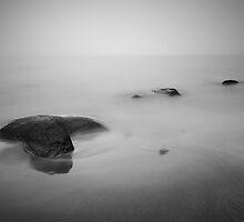 Staffin Bay Mist by Grant Glendinning