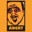 AngryAussie T-Shirt by AngryAussie