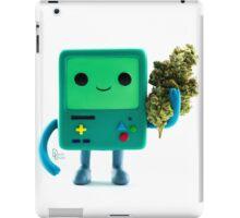 Bmo smoke? iPad Case/Skin